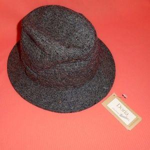 0d521ada474 Doria Gruppo Accessories - Doria Gruppo Borsalino Italian Wool Fedora Hat  NEW
